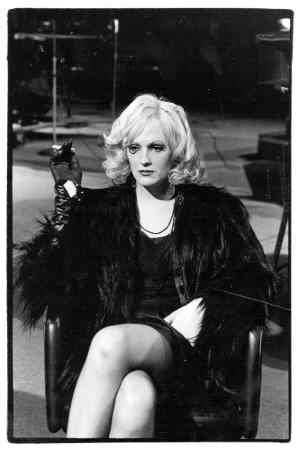 Candy Darling (Photo by Fred W. McDarrah)